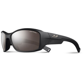 Julbo Rookie Spectron 3+ Sunglasses Junior 8-12Y Matt Black-Gray Flash Silver